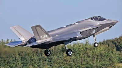 Photo ID 245378 by Rainer Mueller. Netherlands Air Force Lockheed Martin F 35A Lightning II, F 009