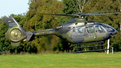 Photo ID 245356 by Nils Berwing. Germany Army Eurocopter EC 135T1, 82 52