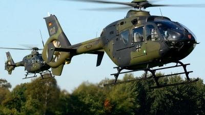 Photo ID 245357 by Nils Berwing. Germany Army Eurocopter EC 135T1, 82 61