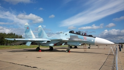 Photo ID 245405 by Lars Kitschke. Russia Air Force Sukhoi Su 30SM Flanker,