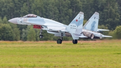 Photo ID 245434 by Lars Kitschke. Russia Air Force Sukhoi Su 35S, RF 81746