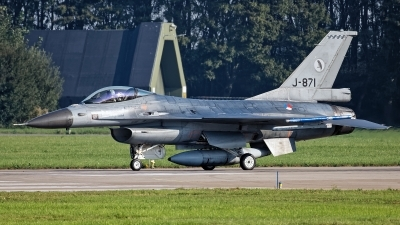 Photo ID 245436 by Rainer Mueller. Netherlands Air Force General Dynamics F 16AM Fighting Falcon, J 871