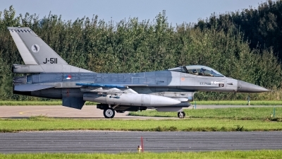 Photo ID 245435 by Rainer Mueller. Netherlands Air Force General Dynamics F 16AM Fighting Falcon, J 511