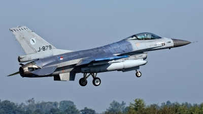 Photo ID 245422 by Rainer Mueller. Netherlands Air Force General Dynamics F 16AM Fighting Falcon, J 879