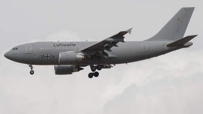 Photo ID 245466 by F. Javier Sánchez Gómez. Germany Air Force Airbus A310 304MRTT, 10 26