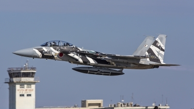 Photo ID 245472 by Lars Kitschke. Japan Air Force McDonnell Douglas F 15DJ Eagle, 32 8081