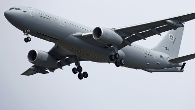 Photo ID 245495 by Fernando Sousa. Netherlands Air Force Airbus A330 243MRTT, T 054
