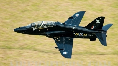 Photo ID 3145 by Andy Sheppard. UK Air Force British Aerospace Hawk T 1A, XX200