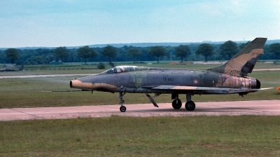 Photo ID 245510 by Alex Staruszkiewicz. France Air Force North American F 100D Super Sabre, 42204