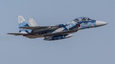 Photo ID 245828 by Lars Kitschke. Japan Air Force McDonnell Douglas F 15DJ Eagle, 72 8090