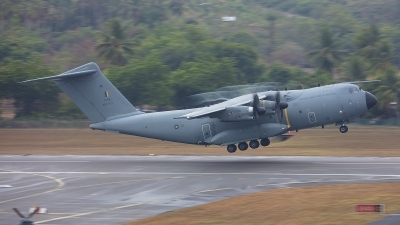 Photo ID 245546 by Lars Kitschke. Malaysia Air Force Airbus A400M Atlas, M54 03