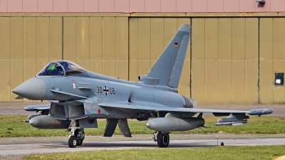 Photo ID 245542 by Dieter Linemann. Germany Air Force Eurofighter EF 2000 Typhoon S, 30 06