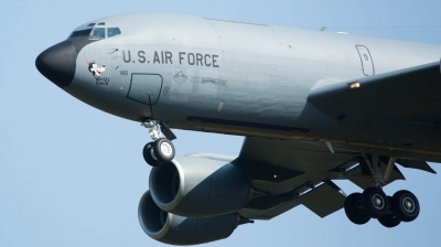 Photo ID 245616 by Doug MacDonald. USA Air Force Boeing KC 135R Stratotanker 717 100, 57 1493