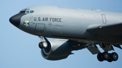 Photo ID 245627 by Doug MacDonald. USA Air Force Boeing KC 135R Stratotanker 717 100, 57 2605