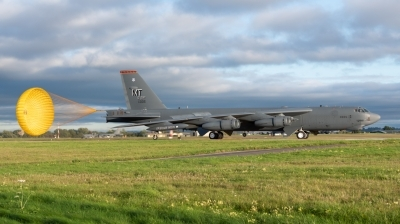 Photo ID 245589 by Neil Dunridge. USA Air Force Boeing B 52H Stratofortress, 61 0005