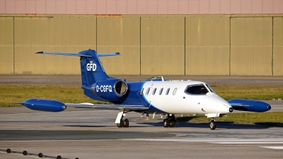 Photo ID 245600 by Dieter Linemann. Company Owned GFD Learjet 35A, D CGFQ