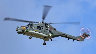 Photo ID 245601 by Dieter Linemann. Germany Navy Westland WG 13 Super Lynx Mk88A, 83 23