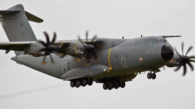 Photo ID 245614 by Claudio Tramontin. Spain Air Force Airbus A400M Atlas, T 23 06 10207