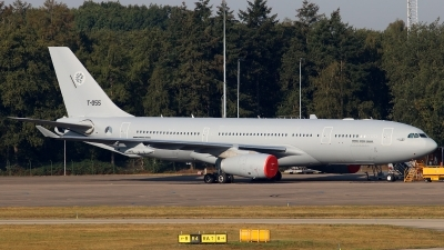 Photo ID 245630 by Mark Broekhans. Netherlands Air Force Airbus A330 243MRTT, T 055