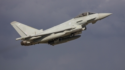 Photo ID 245654 by Lars Kitschke. UK Air Force Eurofighter Typhoon FGR4, ZK304