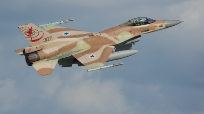 Photo ID 245652 by Lars Kitschke. Israel Air Force General Dynamics F 16C Fighting Falcon, 307