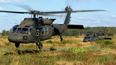 Photo ID 245661 by Nils Berwing. USA Army Sikorsky UH 60M Black Hawk S 70A, 15 20745