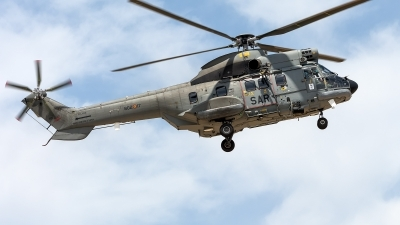 Photo ID 245676 by Adolfo Bento de Urquia. Spain Air Force Aerospatiale AS 332C1 Super Puma, HD 21 17