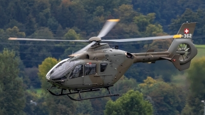 Photo ID 245686 by Bruno Geiger - Aviation Media. Switzerland Air Force Eurocopter EC 635P2, T 362