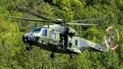 Photo ID 245703 by Thomas Ziegler - Aviation-Media. Germany Army NHI NH 90TTH, 79 12
