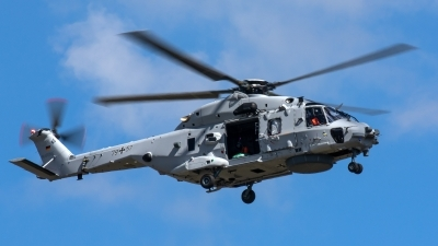 Photo ID 245705 by Thomas Ziegler - Aviation-Media. Germany Navy NHI NH 90NTH, 79 57