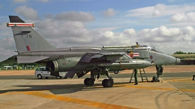 Photo ID 245850 by Peter Fothergill. UK Air Force Sepecat Jaguar GR3A, XZ360