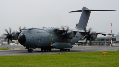 Photo ID 245835 by Lukas Kinneswenger. UK Air Force Airbus Atlas C1 A400M, ZM419