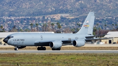 Photo ID 245836 by Lukas Kinneswenger. USA Air Force Boeing KC 135E Stratotanker 717 100, 58 0052