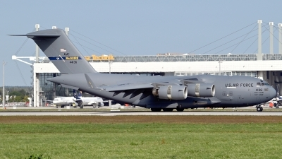 Photo ID 245858 by Günther Feniuk. USA Air Force Boeing C 17A Globemaster III, 04 4136