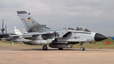 Photo ID 245886 by Peter Fothergill. Germany Air Force Panavia Tornado IDS, 45 25