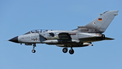 Photo ID 245891 by Rainer Mueller. Germany Air Force Panavia Tornado ECR, 46 23