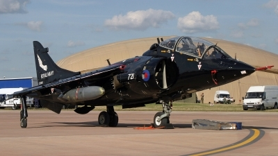 Photo ID 245930 by Peter Fothergill. UK Navy British Aerospace Harrier T 8, ZD990