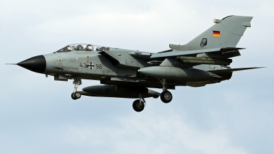 Photo ID 245944 by Richard de Groot. Germany Air Force Panavia Tornado IDS, 43 98