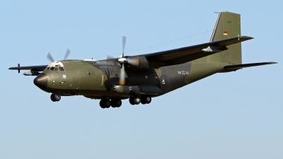 Photo ID 245950 by Richard de Groot. Germany Air Force Transport Allianz C 160D, 50 66