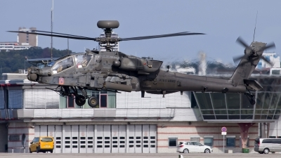 Photo ID 245923 by Patrick Weis. USA Army McDonnell Douglas AH 64D Apache Longbow, 09 05581