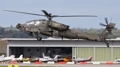 Photo ID 245925 by Patrick Weis. USA Army McDonnell Douglas AH 64D Apache Longbow, 09 05596