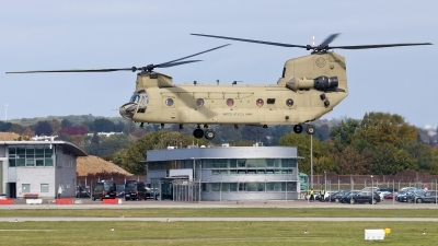 Photo ID 245927 by Patrick Weis. USA Army Boeing Vertol CH 47F Chinook, 13 08132
