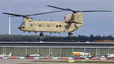 Photo ID 245928 by Patrick Weis. USA Army Boeing Vertol CH 47F Chinook, 13 08435