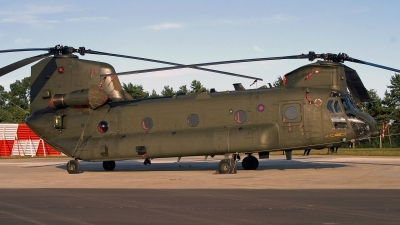 Photo ID 245978 by Peter Fothergill. UK Air Force Boeing Vertol Chinook HC2 CH 47D, ZD983