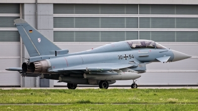 Photo ID 245954 by Rainer Mueller. Germany Air Force Eurofighter EF 2000 Typhoon T, 30 54
