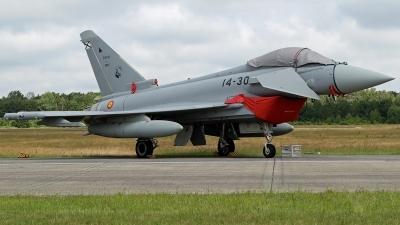 Photo ID 246049 by Richard de Groot. Spain Air Force Eurofighter C 16 Typhoon EF 2000S, C 16 72 10147