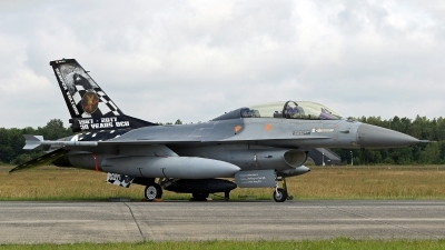 Photo ID 246047 by Richard de Groot. Belgium Air Force General Dynamics F 16BM Fighting Falcon, FB 24