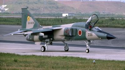 Photo ID 246027 by Marc van Zon. Japan Air Force Mitsubishi F 1, 00 8235