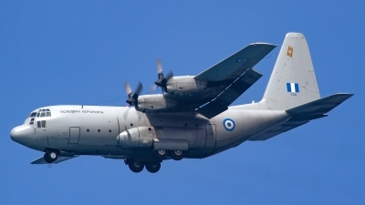 Photo ID 246074 by Bruno Geiger - Aviation Media. Greece Air Force Lockheed C 130H Hercules L 382, 744