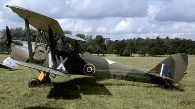 Photo ID 246078 by Joop de Groot. Private Private De Havilland DH 82A Tiger Moth, G BYTN